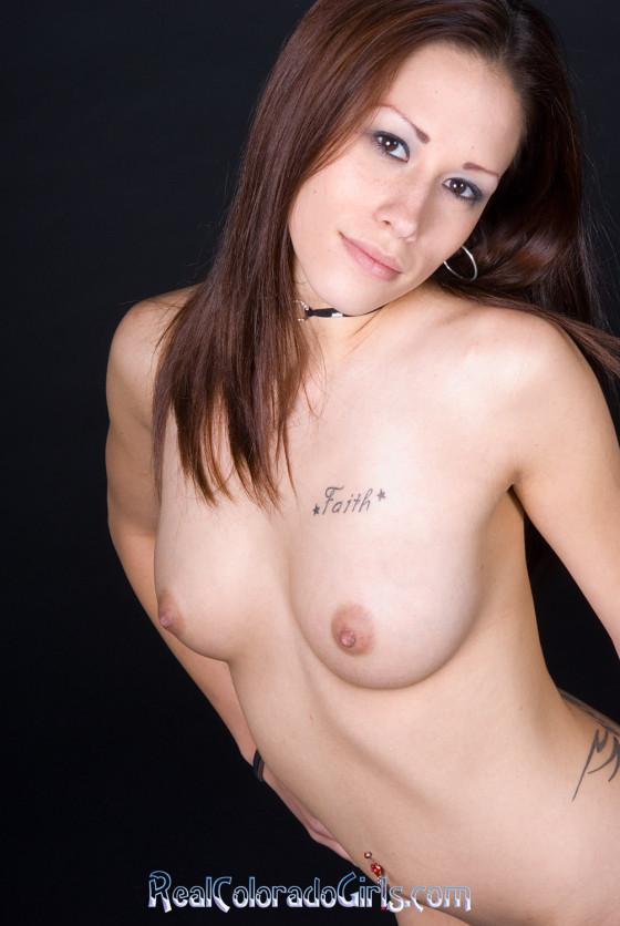 Faith Vega Nude